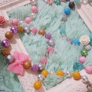 DEAL➡️Bubblegum Necklace Mystery Grab Bag🛍